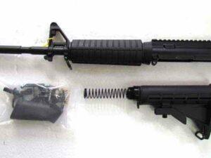 R-15-5.56 M4 16 inch Chrom-Moly