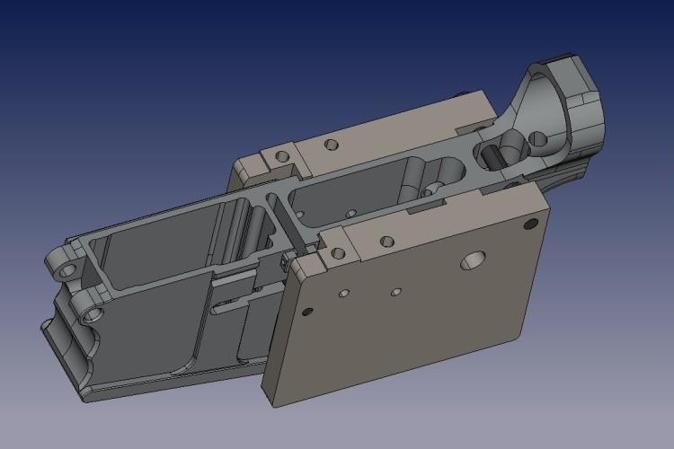 80 percent lower AR-15-Drill Jig Instructions