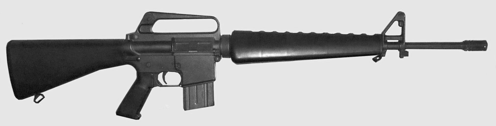 Colt's AR-15 1973