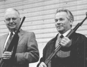 AR-15-Stoner and Kalashnikov