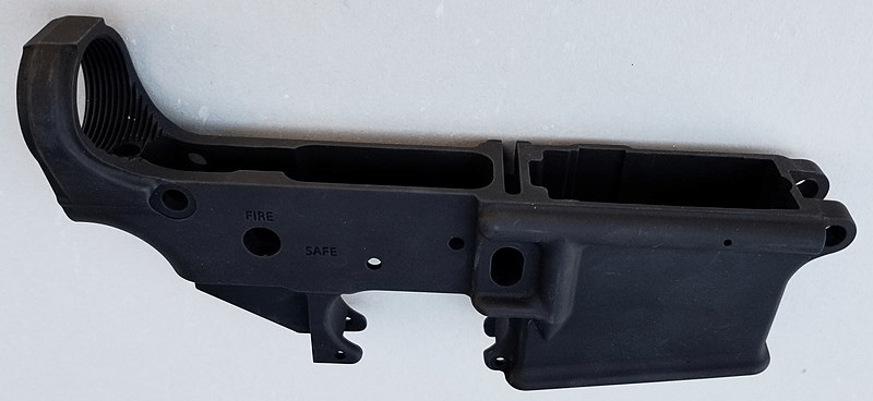 Stripped Mil Spec Ar15 Receiver