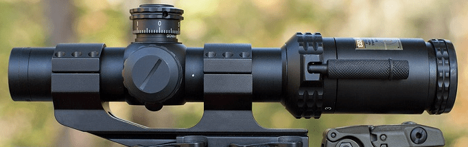 AR-15, AR-10/.308 Optical Sight-Scope
