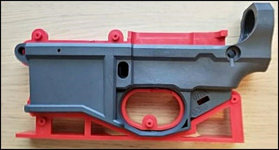 80 Lower Poly Receiver-AR-15