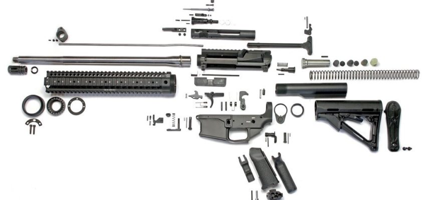 AR-Parts Kit-80 Percent Lower Jigs