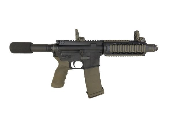 What is an ar15 pistol