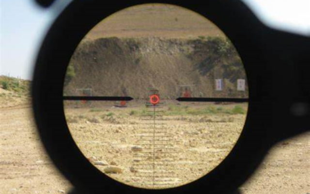 Zeroing In An AR15 AR10 Blemished Receiver 308 Rifle